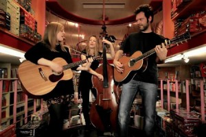 Eskelina – « L'amoureuse » en session acoustique