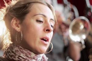 Barbara, Du bout des lèvres – « Göttingen » en session acoustique
