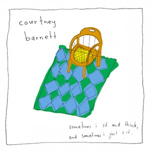"Courtney Barnett – ""Sometimes I Sit and Think, and Sometimes I Just Sit"" : La chronique"