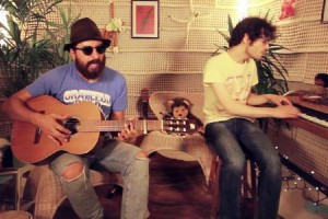 Black Yaya – « Flying a Rocket » en session acoustique