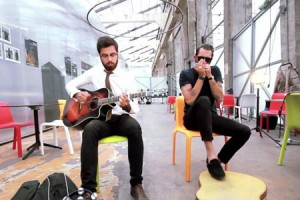 The Wanton Bishops – « Oh Wee » en session acoustique