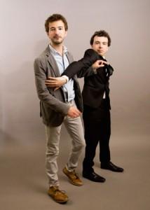 Renan Luce et son frère Damien partent en tournée !