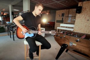 Hein Cooper – « The Art of Escape » en session acoustique