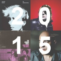 Top 5 des albums de l'année 2015