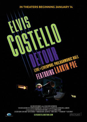 Elvis Costello – « Live At Liverpool Philharmonic Hall » : La chronique