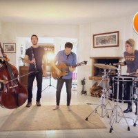 theAngelcy – « My Baby Boy » & « We Love You » en session acoustique