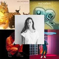 Top 5 des albums de 2017