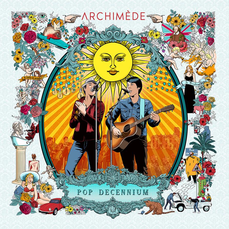 """Archimède - """"Pop Decennium"""" : La chronique"""